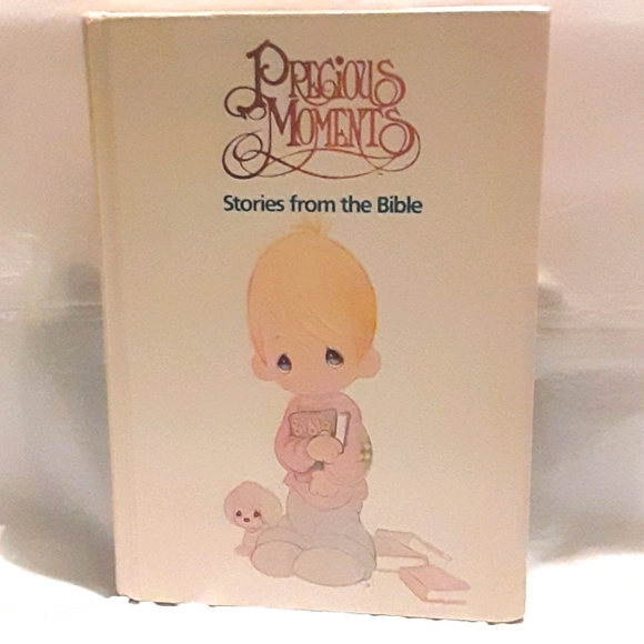 EUC! Precious Moments Stories from the Bible